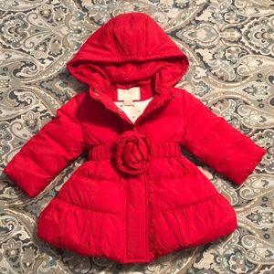 Kate Spade New York Girls Winter Jacket